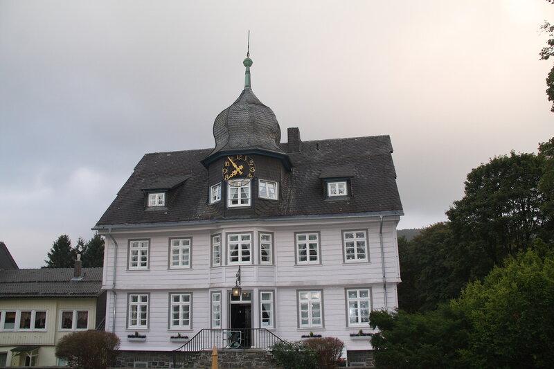 ОДА ХАРЦУ (регион Германии)