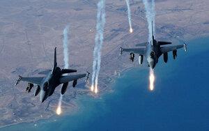 США бомбят нефтяные заводы Сирии