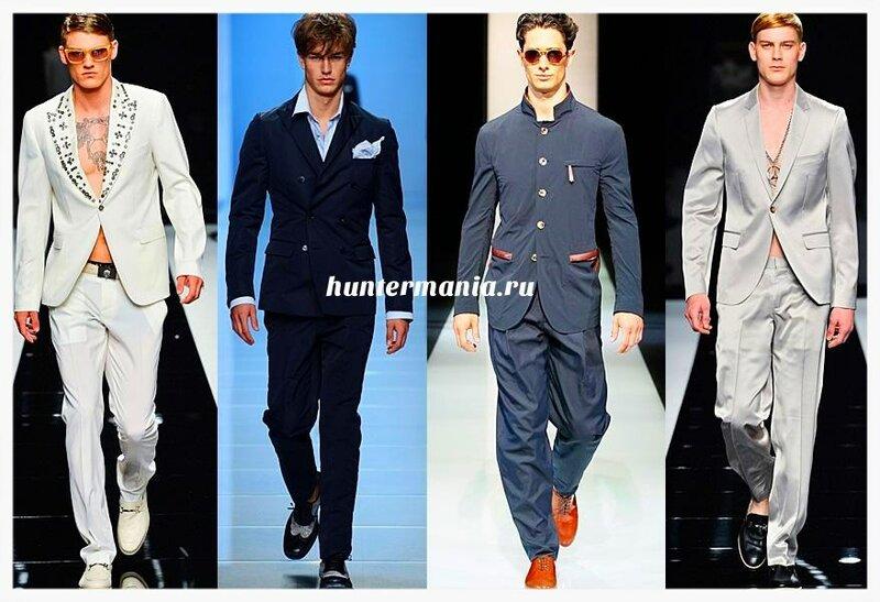 Эволюция мужских брюк