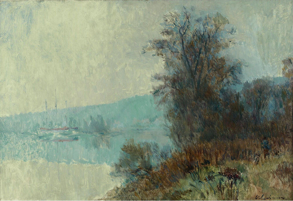 Albert Lebourg - The Banks of the Seine.jpeg