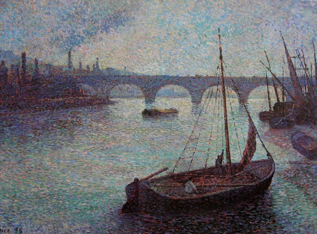 Le port de Londres, 1893.jpg