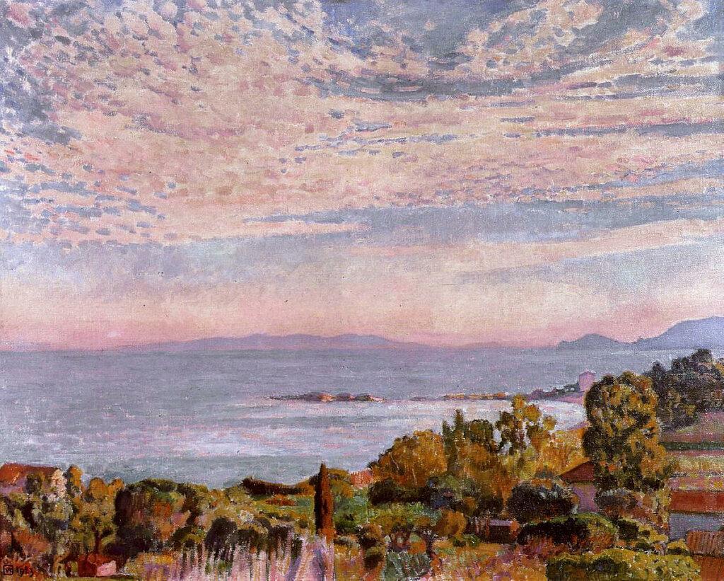 The Bay of Saint Clair, 1923.jpeg