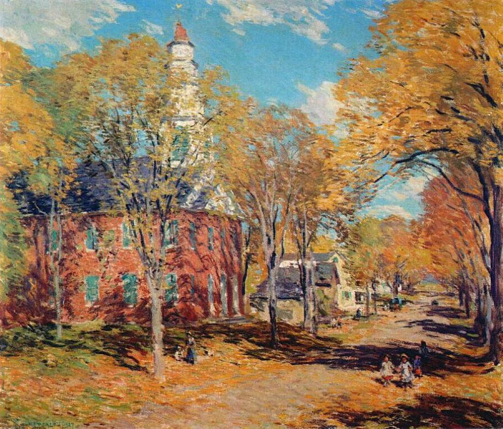 October Morning, Deerfield, 1917.jpg