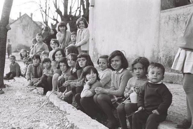 Цетинье, старые фото, 50 - 80 года