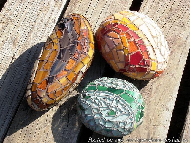 морская галька, камни, декор гальки, резьба по камню,декорирование природных камней, использование гальки в декоре интерьера, морской дизайн, мозаика на гальке