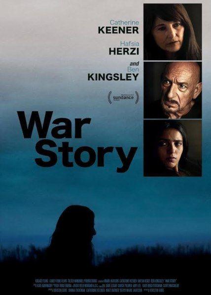 Военная история / War Story (2014) WEB-DLRip