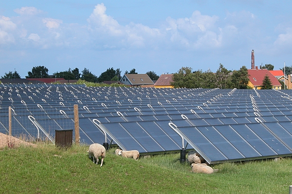 солнечные батареи энергия