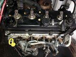 Двигатель Z17DTR 1.7 л, 125 л/с на OPEL. Гарантия. Из ЕС.
