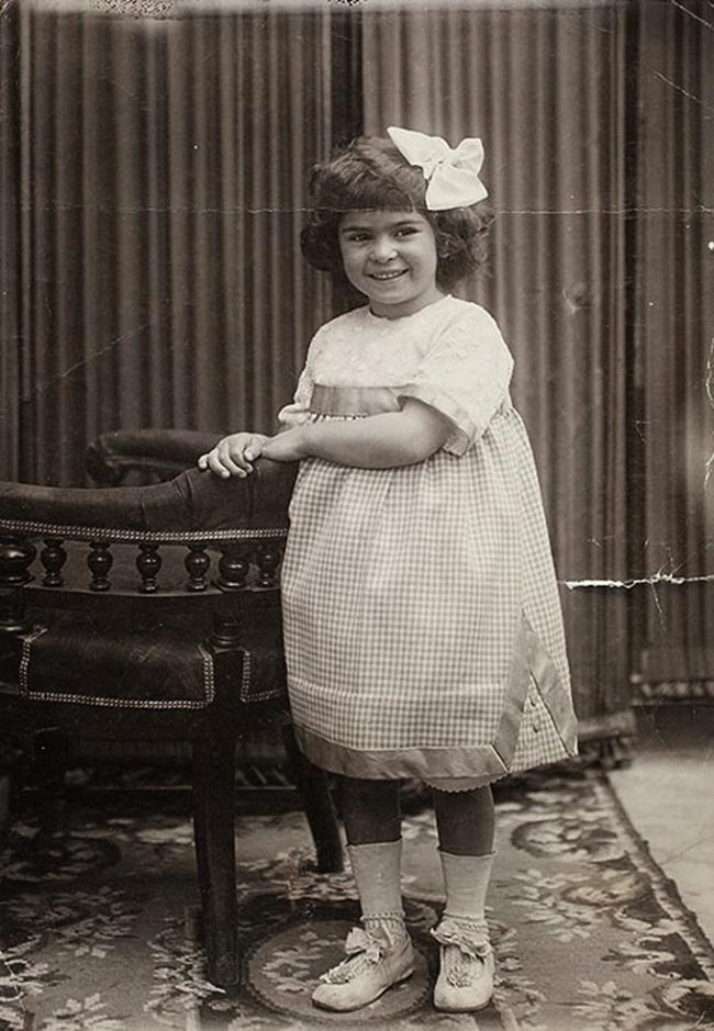 Сестры Кало, 1917