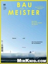 Журнал Baumeister №01 2013