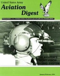 Книга United States Army Aviation Digest  1994-01,02