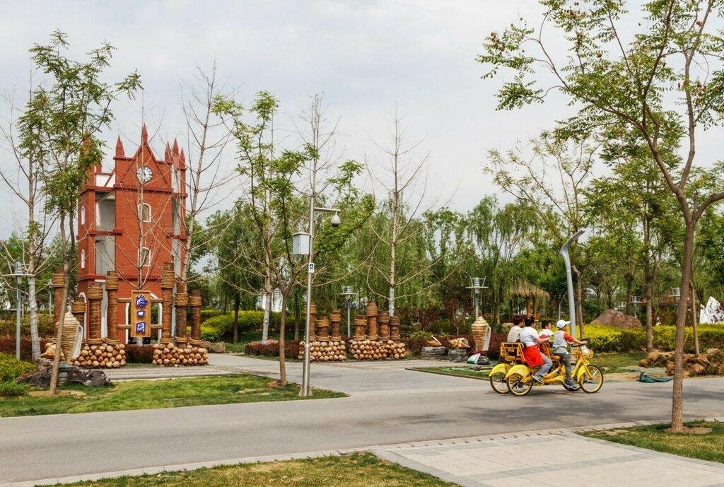 Сад Хайкоу, Парк-выставка садов, Пекин