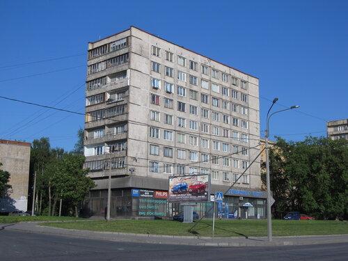 Октябрьская наб. 60
