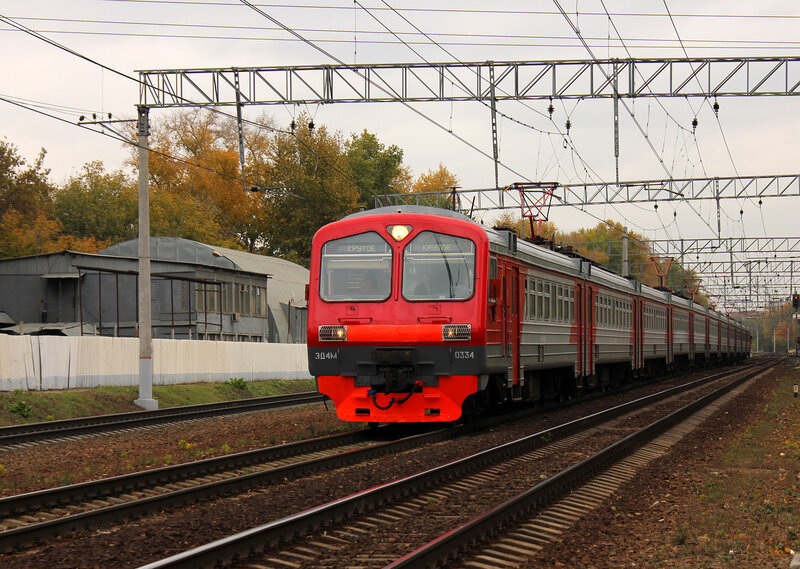 ЭД4М-0334