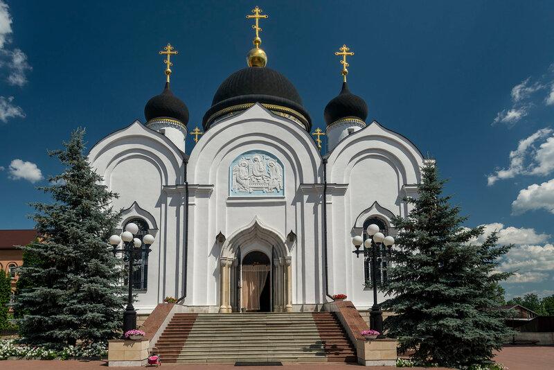 Урочище Скит. Свято-Тихоновский монастырь