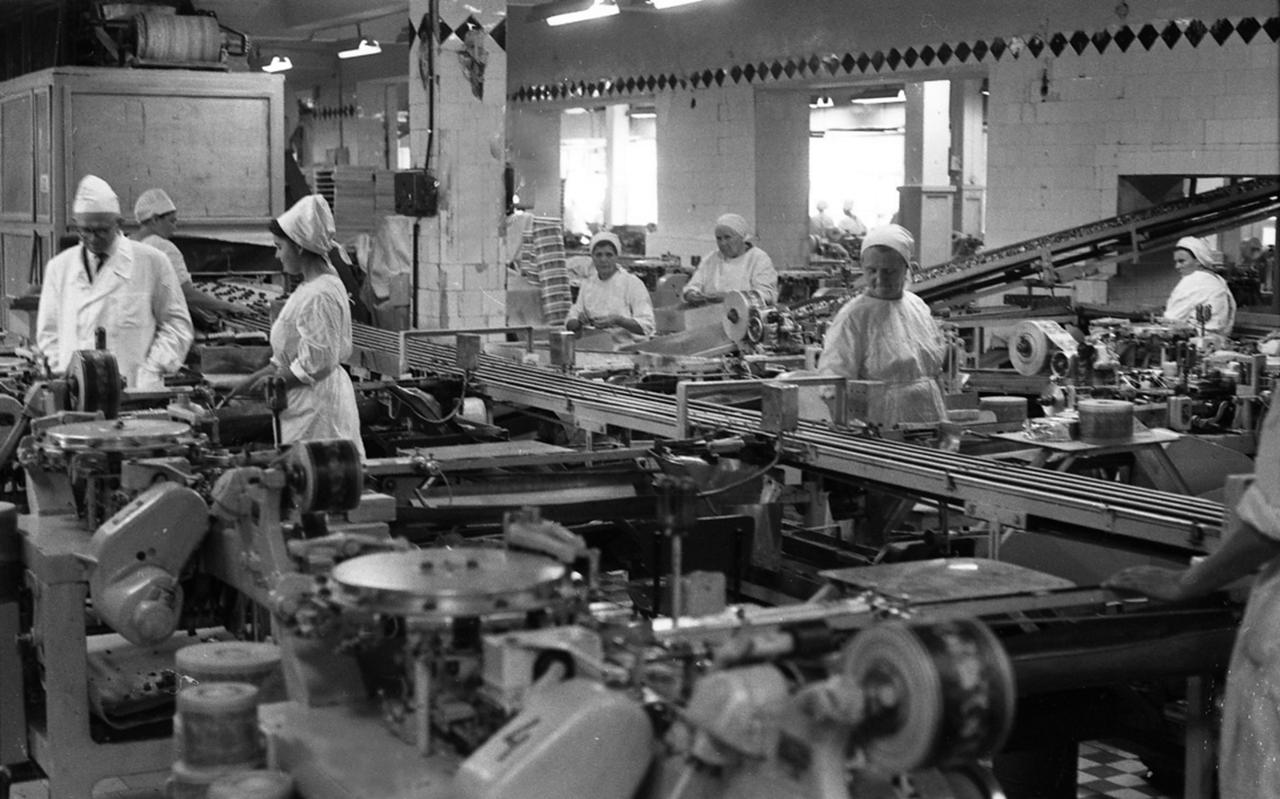 Ленинградская кондитерская фабрика