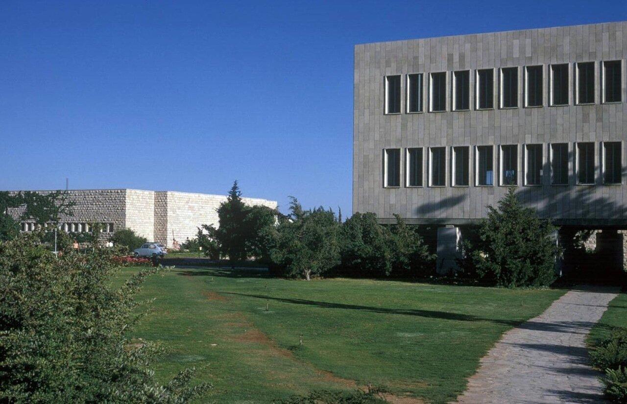 Еврейский университет. Кампус