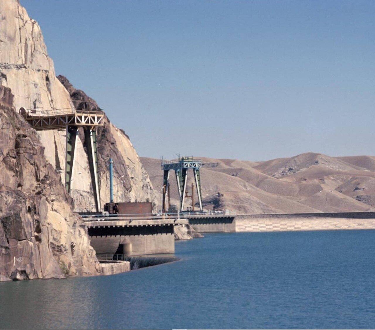 Гидроэлектростанция на реке Кабул