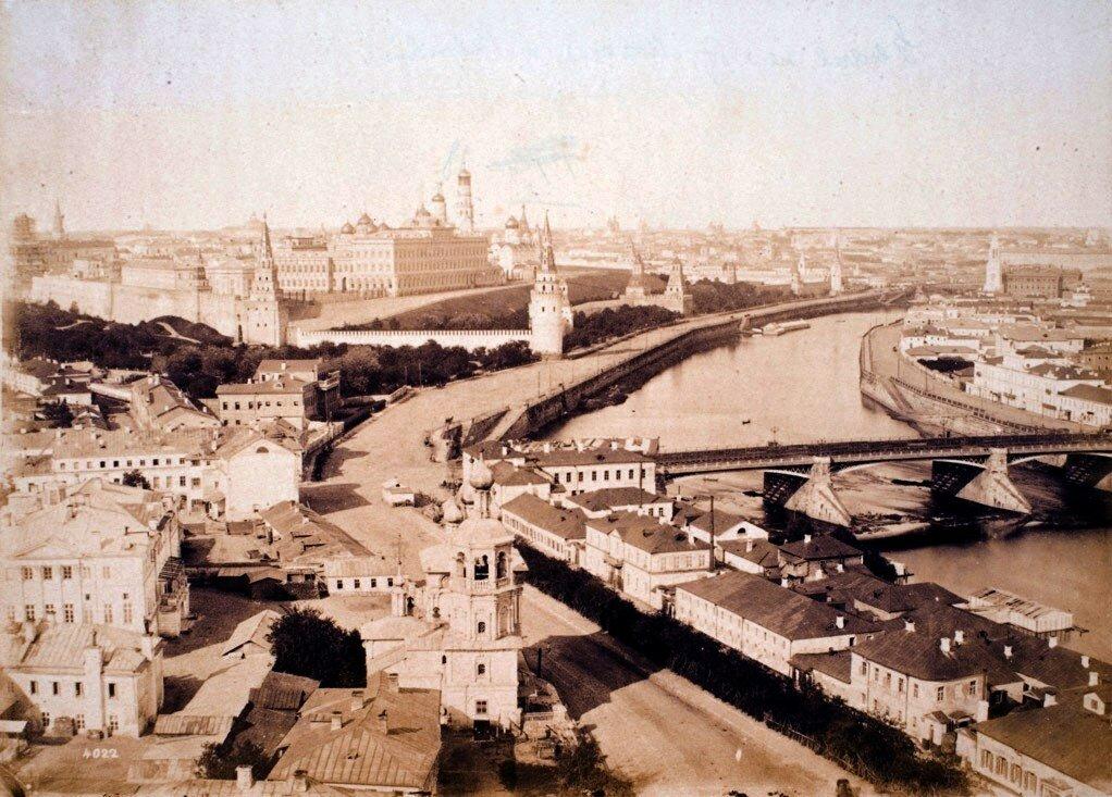 20. Москва. Общий вид