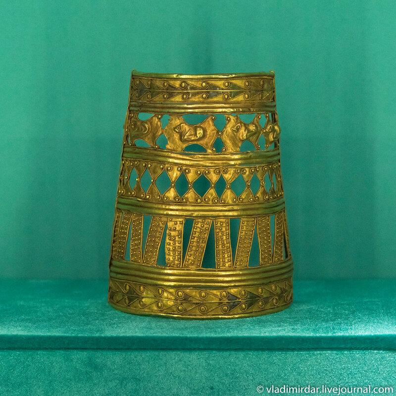 Поруч, золото, I в. н.э.