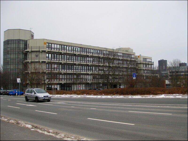 Падерборн, Университет информационного общества