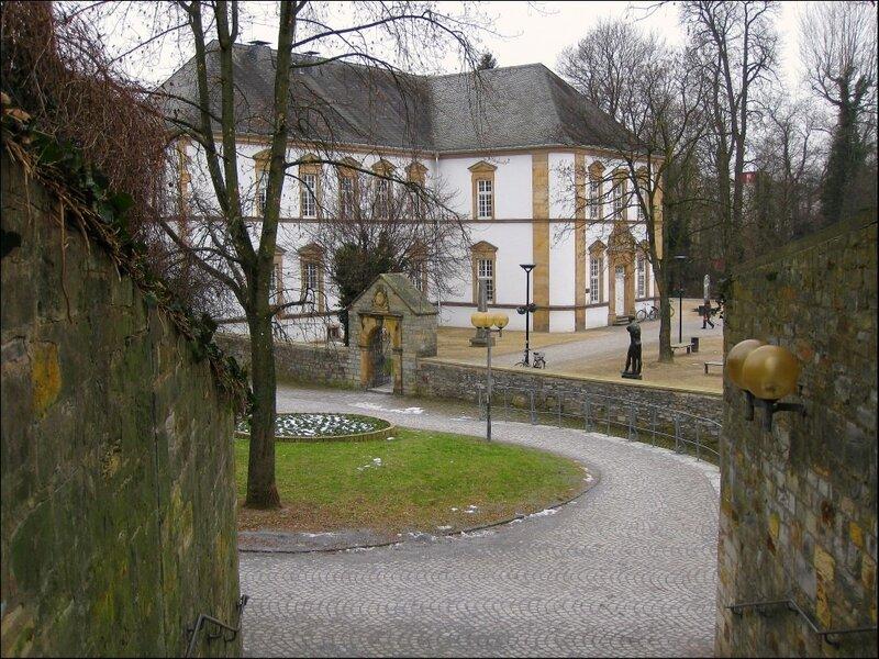 Городская библиотека (Stadtbibliothek), Падерборн