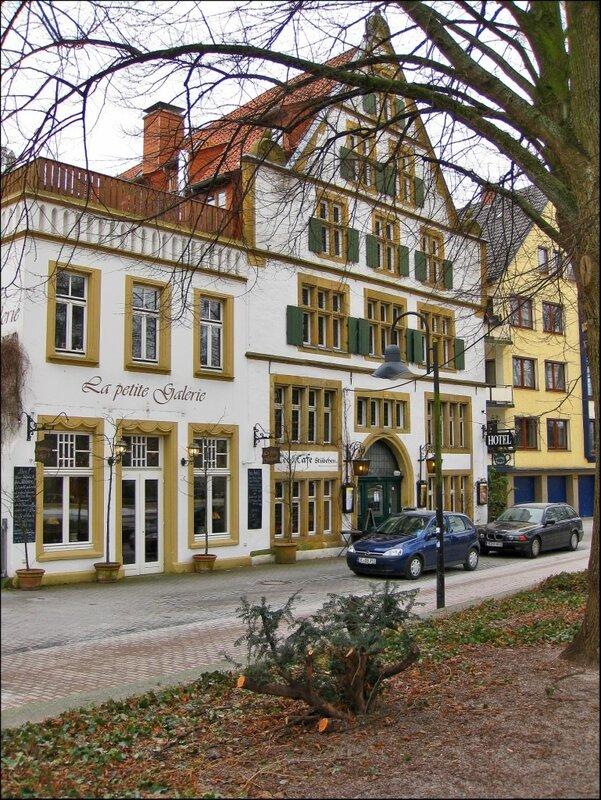 Бывшая пивоварня в Падерборне, Германия