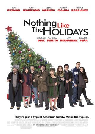 С праздниками ничто не сравнится / Nothing Like the Holidays (2008/DVDRip/1400MB)