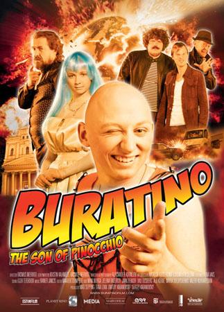 Буратино / Buratino (2009/DVDRip/1400MB)