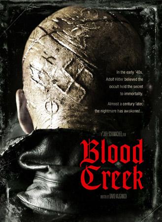 Город у ручья / Blood Creek / Town Creek (2009/DVDRip)