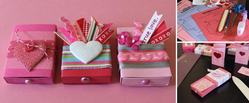 Подарки своими руками к 14 февраля для