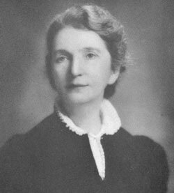 Margaret Sanger around 1938