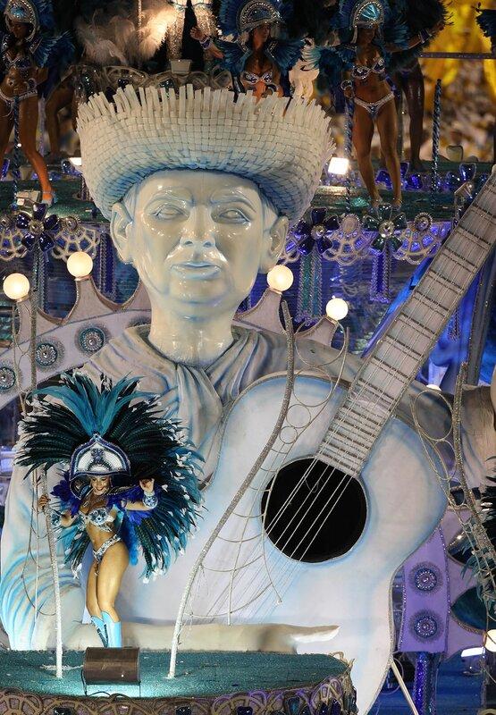 Карнавал Рио 2010. Часть 3, последняя Заключительная подборка с