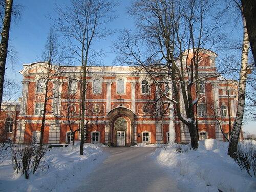 церковь прп.Сергия Радонежского