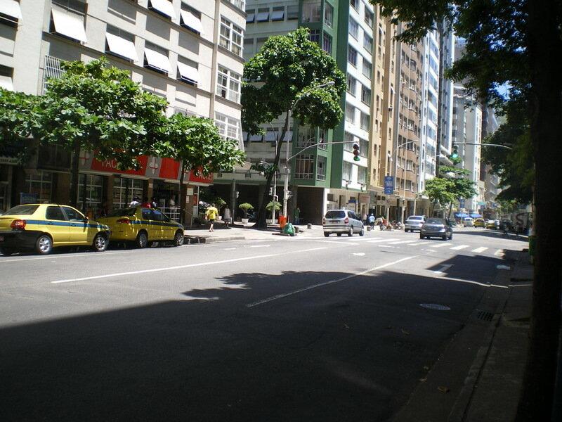 Бразилия,  Рио часть первая