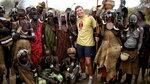 Африка, Эфиопия, мурси