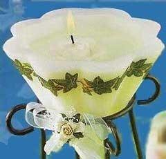 свеча необычной формы своими руками