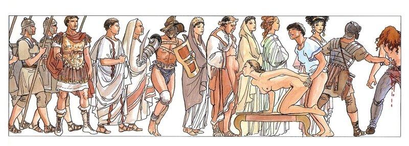 древние порно картинки фото