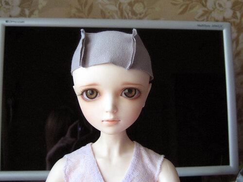 Бжд куклы парик своими руками 23