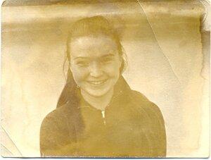 Лиля. 1972 г.