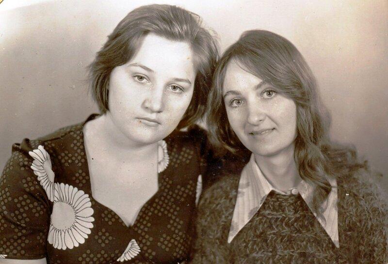 Тоня и Аня.