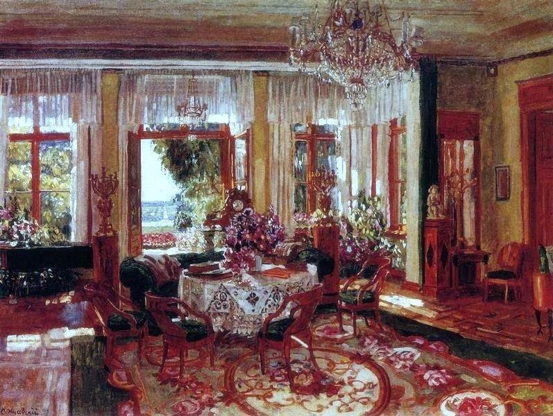 С.Жуковский 1916