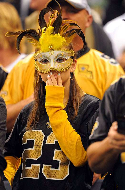 american football NFL Superfans