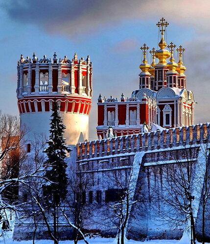 Башня Монастыря...