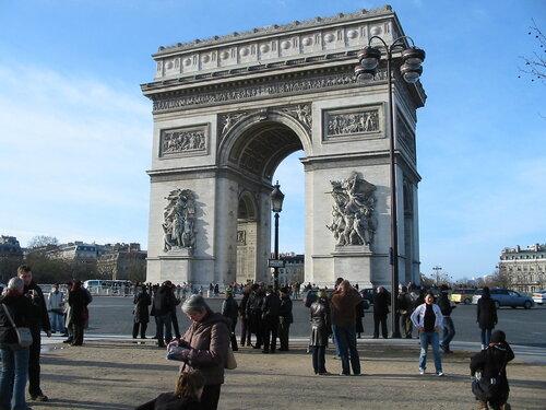 Paris 2007январь