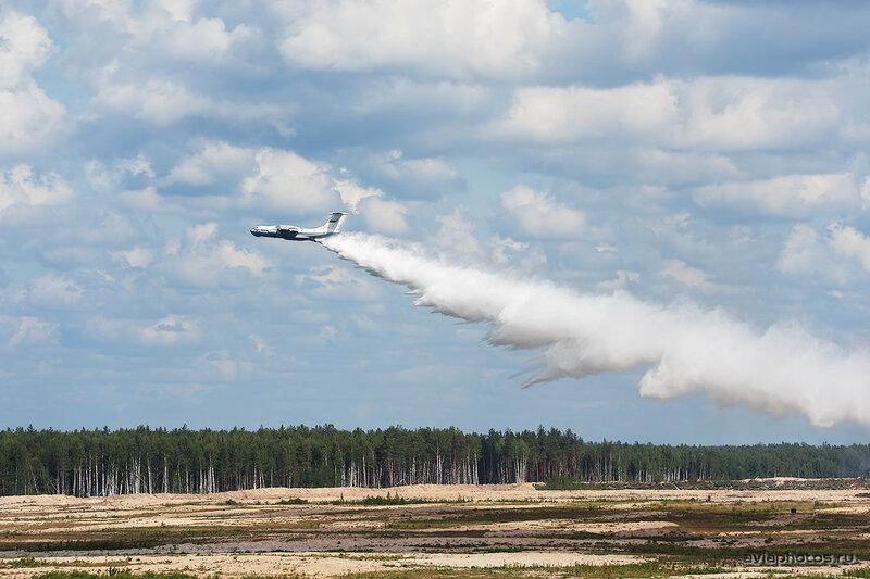 Ильюшин Ил-76МД (RF-76558) ВКС России 0560_D703579
