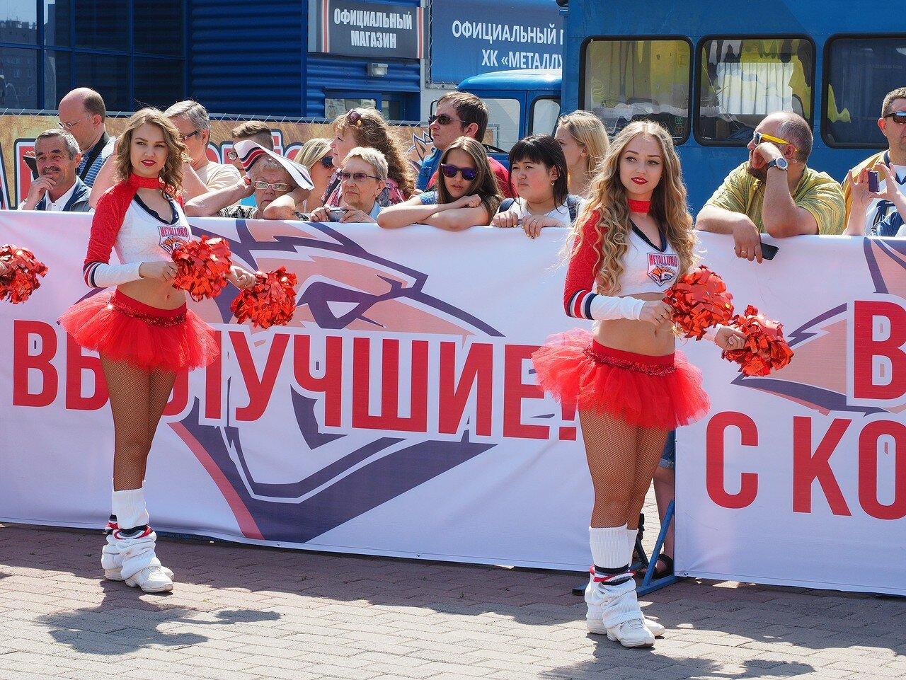6Церемония чествования команды Металлург27.05.2016