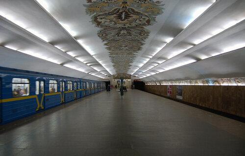 Киевское метро может остаться без вагонов