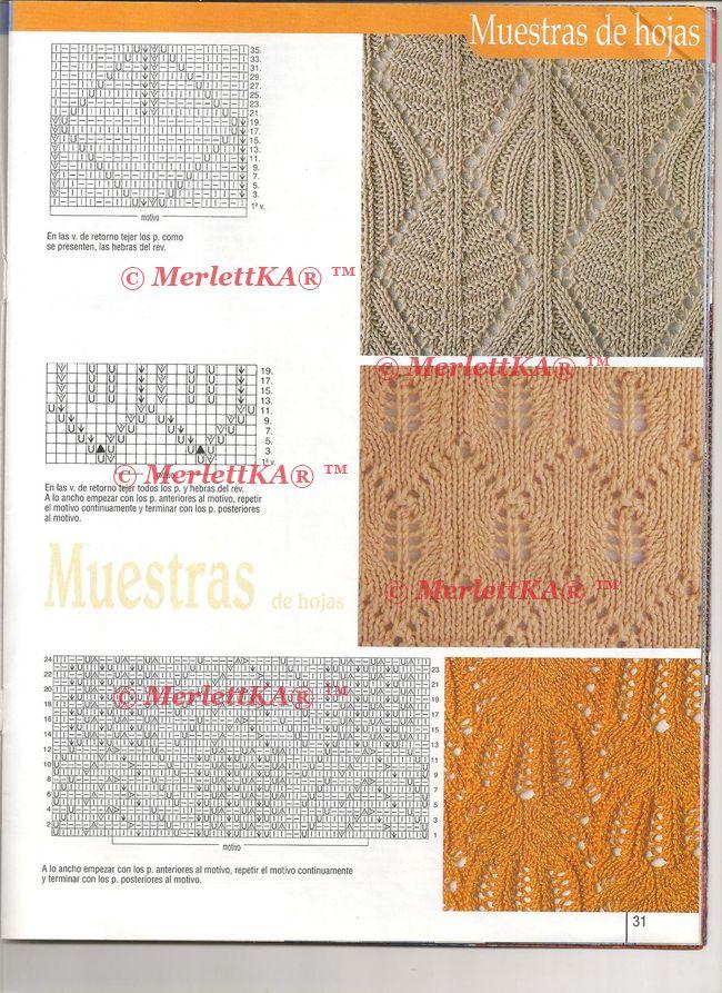 Вязание. Петельки. Схемы вязания - Группы Мой Мир 72
