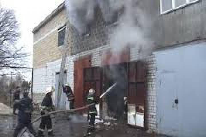 Из-за пожара в Черкасской области погиб мужчина